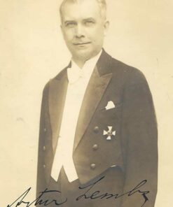 Artur Lemba
