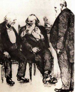 Brahms and his friends