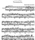 Castro – Tarantella Op.24 No.2-1