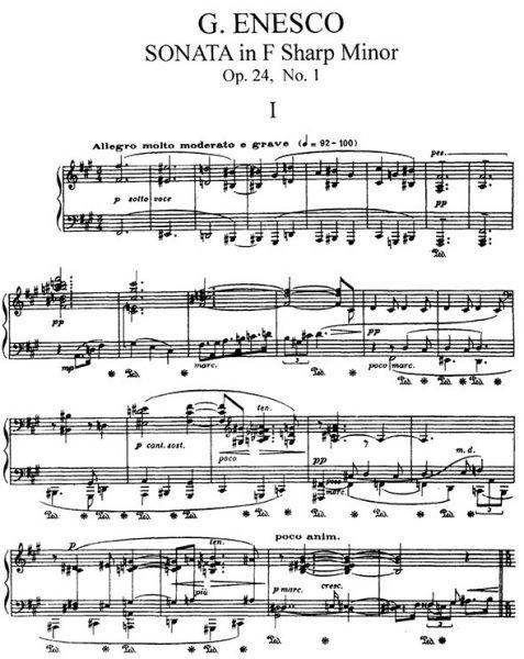 George Enescu Enesco - The London Symphony Orchestra London Symphony Rhapsodies By Liszt And Enesco