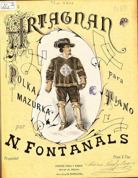 fontanals—artagnan-mazurka