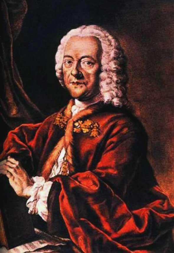 Georg Philipp Telemann - 6 Oboe Partitas