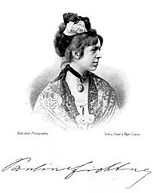 Pauline Erdmannsdoerfer-Fichtner