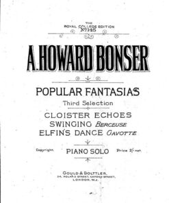 Arthur Howard Bonser