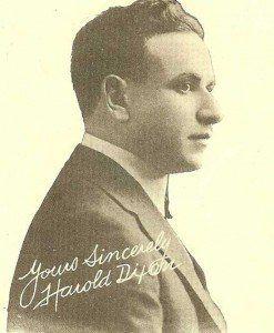 Harold Dixon