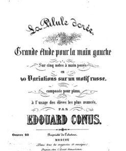 Eduard Conus