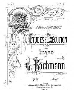 George Bachmann
