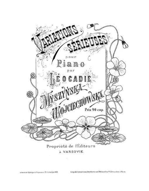 Leocadie Wojciechowska-Myszynska