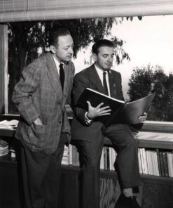 Miklos Rozsa and Heifetz