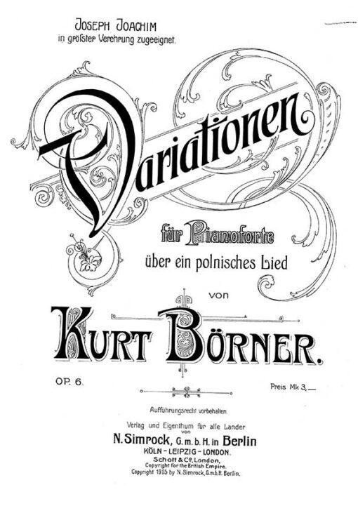 Kurt Börner
