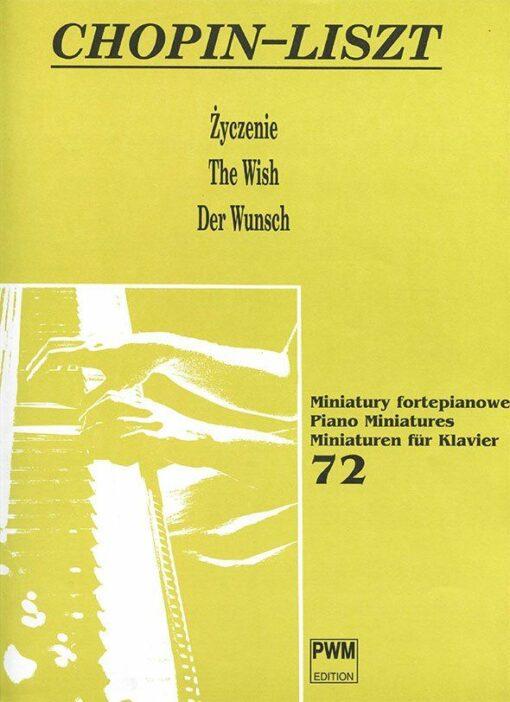 Miniatury Fortepianowe PWM Collection