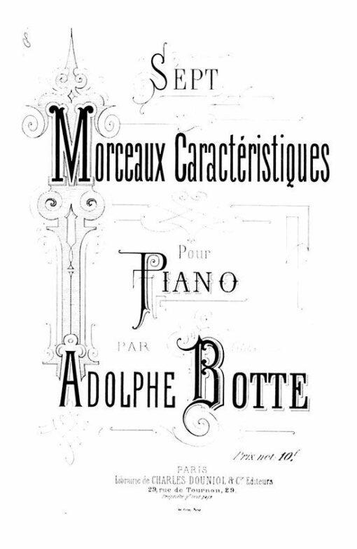 Adolphe Botte