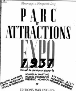 Parc d'Attractions Expo 1937