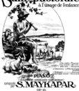 Maykapar – Op.15 Suite Pastorale a l'usage de l'enfance-1