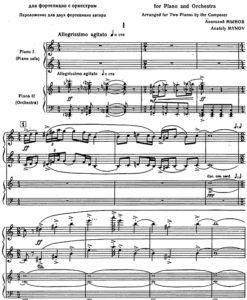 Mynov - Piano Concerto for two pianos-1