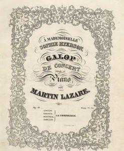 Martin Lazare