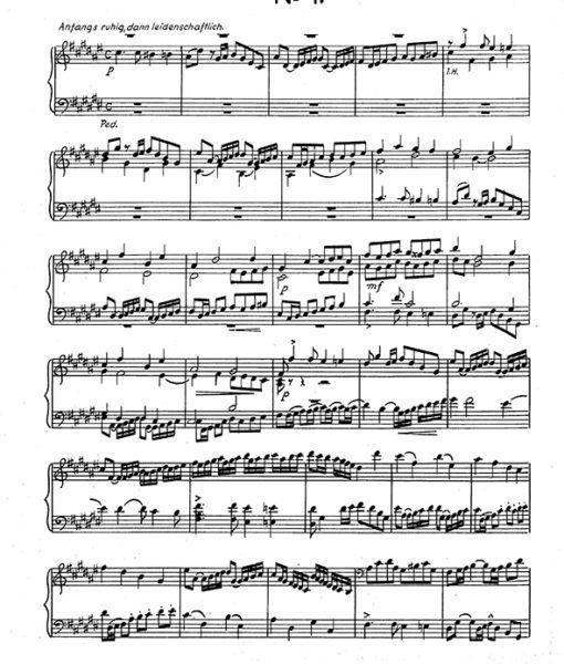 Gersbach – Fugensuite Vol.1 Op.30-3