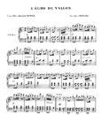 Chaulieu – L'écho du vallon Polka-1