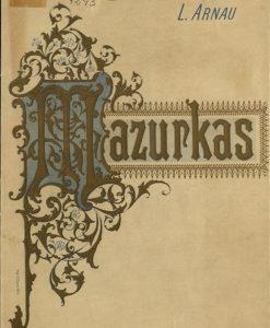 Arnau - Mazurkas-1