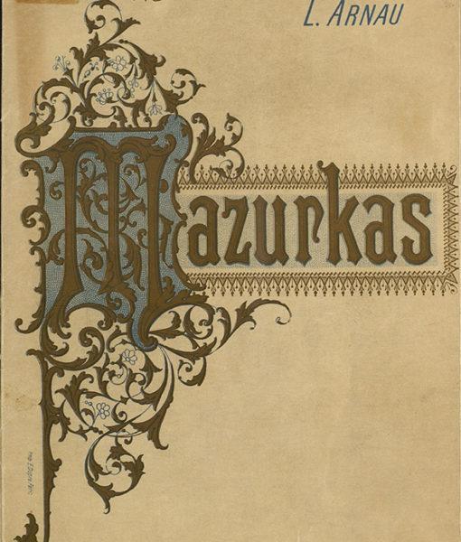 Arnau – Mazurkas-1