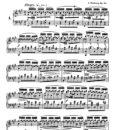 Thalberg – 12 Etudes Op.26-2