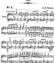 Turner – Six Concert Etudes No.1 Octave Valse Brillante-2