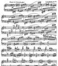 Turner – Six Studies in Double Thirds Op.14-3