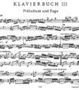 Kaminski – Klavierbuch Vol.III-4