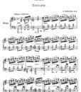 Pachulski – Toccata Op.19-2