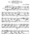 Poulenc – Les 15 improvisations-1