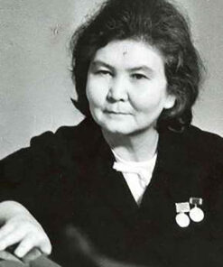 Gaziza Zhubanova