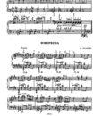 Isakova – 'School Year' Album of Twelve Pieces No.5 Humoresque_Page_2