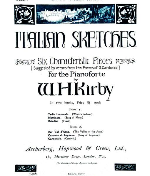 W.H. Kirby